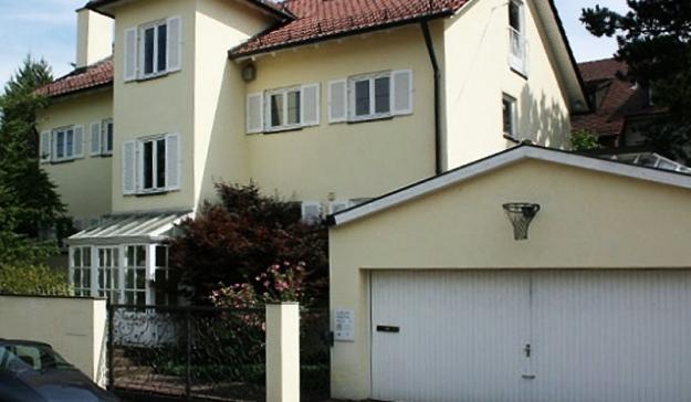 Freistehende Stadtvilla Stuttgart Killesberg