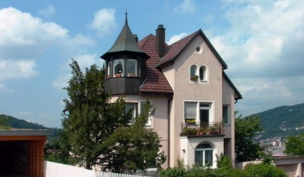 Stuttgart Alte Weinsteige Freistehende Stadtvilla, Traumblick über Stuttgart. ca. 900 qm Grundstück, Wohnfläche 300 qm
