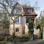 Kulturdenkmal und Jugendstilvilla Stuttgart