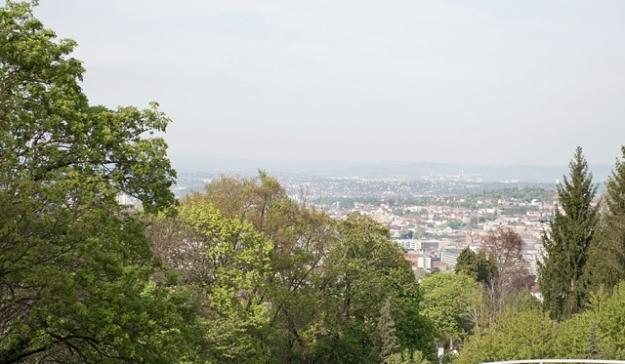 Stuttgart Höhenlage Hasenbergsteige