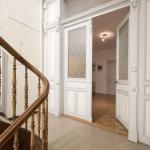 elegante Jugendstil-Etage